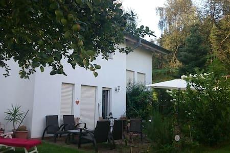 Haus Giverny mit Garten im Bay.Wald - Inap sarapan