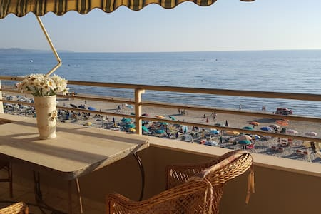 Cosy beach flat with amazing view - Durrës - Apartment