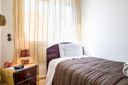 SingleCosy Room Rabat Av Mohamed V - Rabat - Apartment