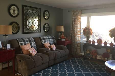 Lovely room & Southern hospitality - Wellsboro