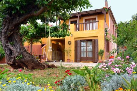 Aegean Sea view cottage - Huis