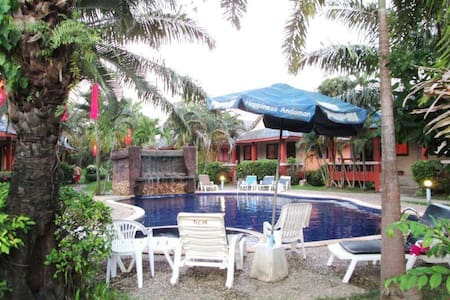 Lanta New Beach Bungalow Resort