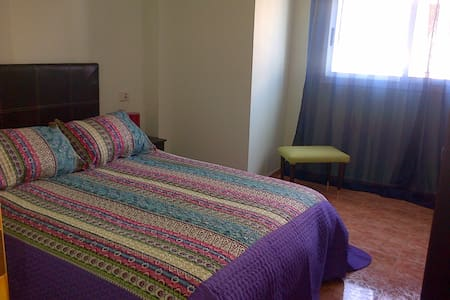 Appartment at 120m from the beach  - Apartamento