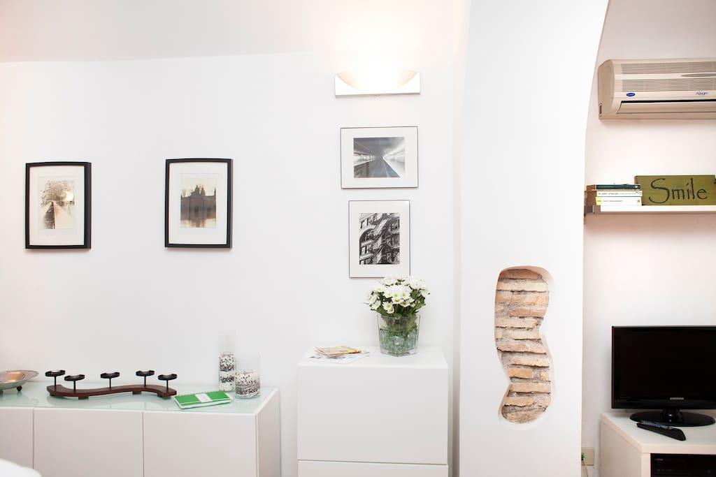 Cosy studio in the heart of Rome