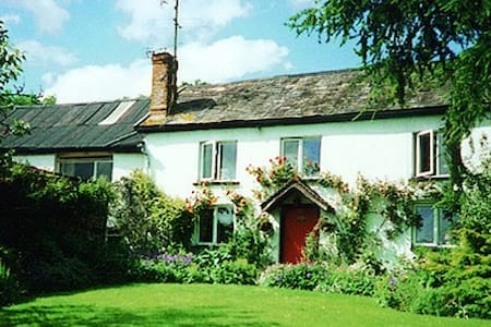 Farm B&B 3rms ensuite near Bampton - Bed & Breakfast