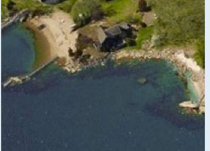 Beach Bungalow  Thimble Islands - Lakás