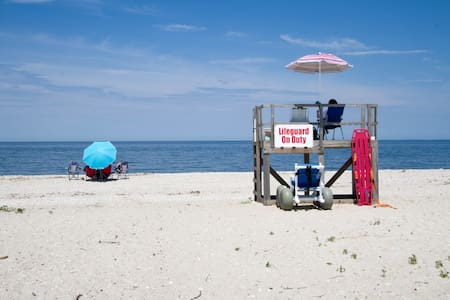 Long Island's Wine and Beach Town !