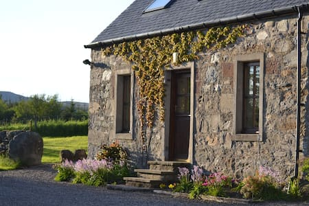 A small, cosy cottage in Highland Perthshire - Perth and Kinross - Casa