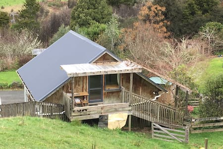 Puhoi, quiet shared room for backpackers - Puhoi - Loft