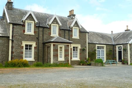 Castlewigg Lodge single occupant - Bed & Breakfast