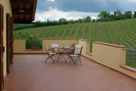 Appartamento vacanza nel Chianti - Montespertoli - Apartmen