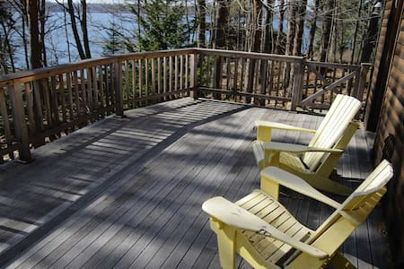 Maine Oceanfront Made Affordable - Phippsburg - Cabane