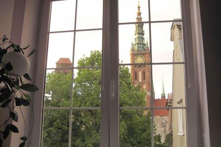 Apartament na Gdańskiej Starówce - 格但斯克(Gdańsk)