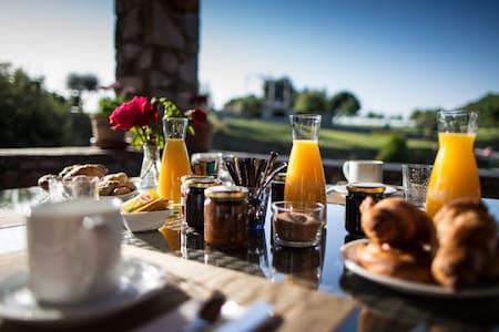Chambre d'hôte pour 2 personnes - Bed & Breakfast