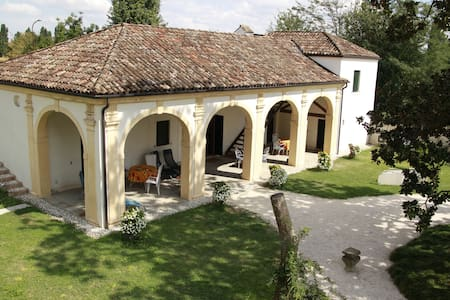 Charming Resort in a Historical  Villa - Platano - Apartment