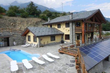 Agriturismo La Viggni de Crest - Aosta