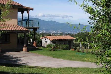 A Boutique Working Coffee Ranch !!! - Concepcion de San Isidro - Villa