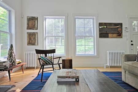 High-end finishes at the Catskills