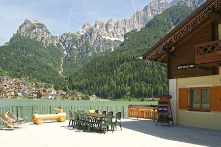 Chalet al Lago Alleghe Civetta - Chalet