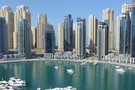 Dubai Marina, close to metro,beach - Dubai - Wohnung