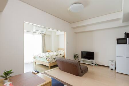 New Open with free Wifi☆ Near Nipponbashi station☆ - Appartement