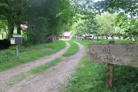 Au gros chêne - Plancher-les-Mines - Casa