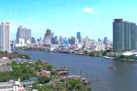 Bangkok Chao Phraya Riverside,CBD 2 - Bangkok