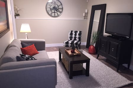 Comfy, cosy and modern suite in North Vancouver - Kuzey Vancouver - Daire