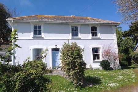 Tamariska, Harlyn Bay, Padstow - Rumah