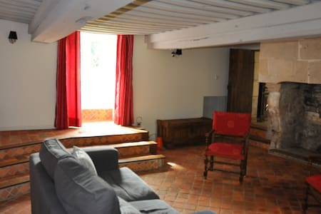 Bel appartement dans un Manoir  - House