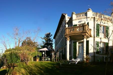 Antica Villa padronale in collina - Montù Beccaria