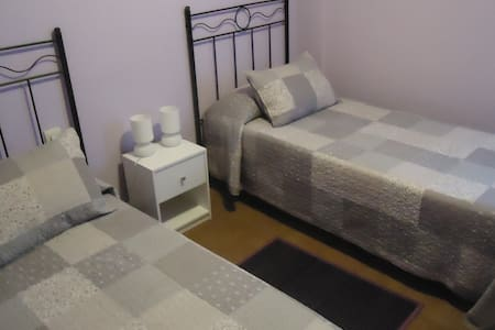 Double room, near the center. - Apartamento