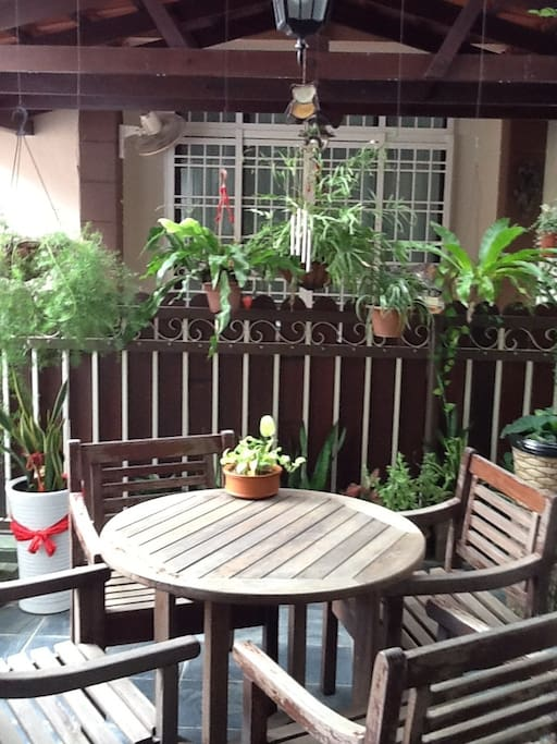 Cosy & Tropical Homestay