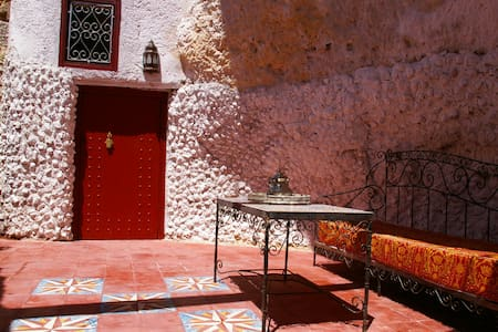 Cave dwelling in fès in Morocco - Penzion (B&B)