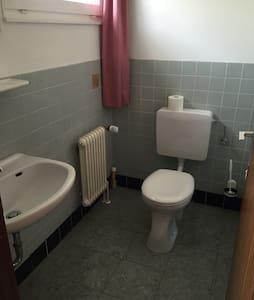günstiges Einzelzimmer im EG, Landkreis München - Hohenbrunn - House
