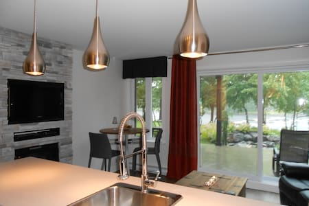 Best discovery and relaxation package in Qc City! - Lévis - House