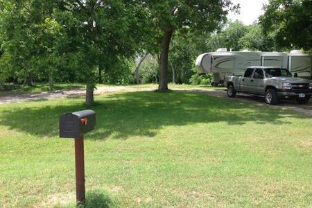 Guadalupe Riverfront RV Lot A Cuero - Other