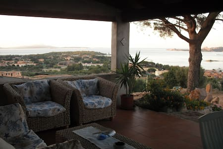 La Conia appartamento,  vista mare - Wohnung