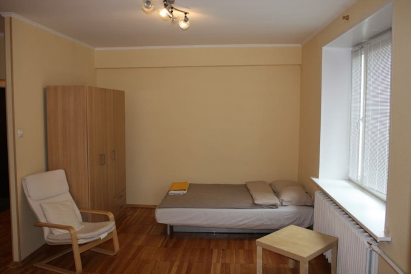 Cozy one-room apartment Aeroport(3)
