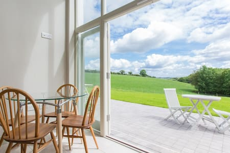 Family Suite with Stunning Views - Totnes - Bed & Breakfast