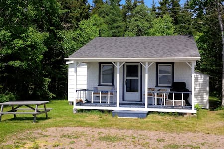 Cottage on Spectacular Bay of Fundy - Parrsboro - Chalet