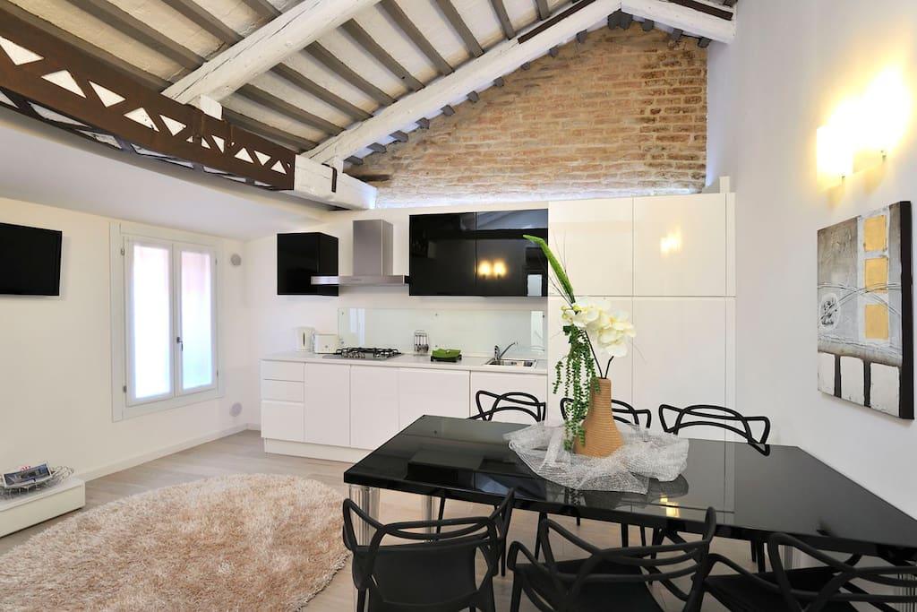 beautiful apartment in Venice apt2