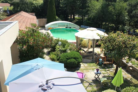 Chambre 2 personnes - Bed & Breakfast