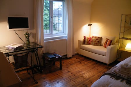 Double Bedroom, Central Cambridge - House