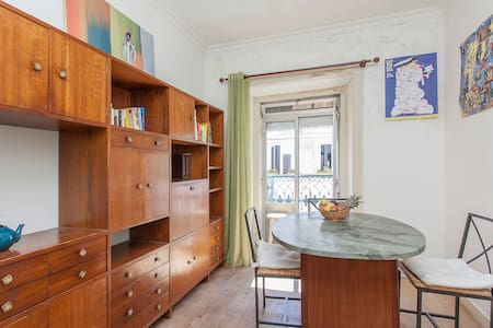 Cosy room in heart of old Lisbon  - Lisbon - Apartment