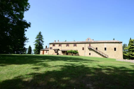 Family/Group Rooms inside an Historical Mansion - Rimini