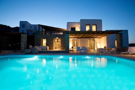Luxury Suite Selini - Amallini complex - Villa