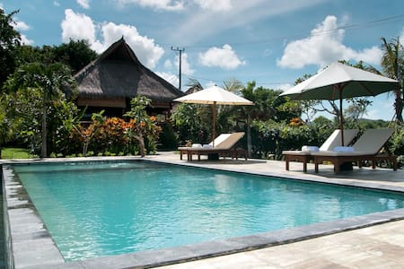QUIET BUNGALOW at Balangan beach B