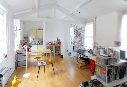 Stunning spacious flat Shoreditch - Londres