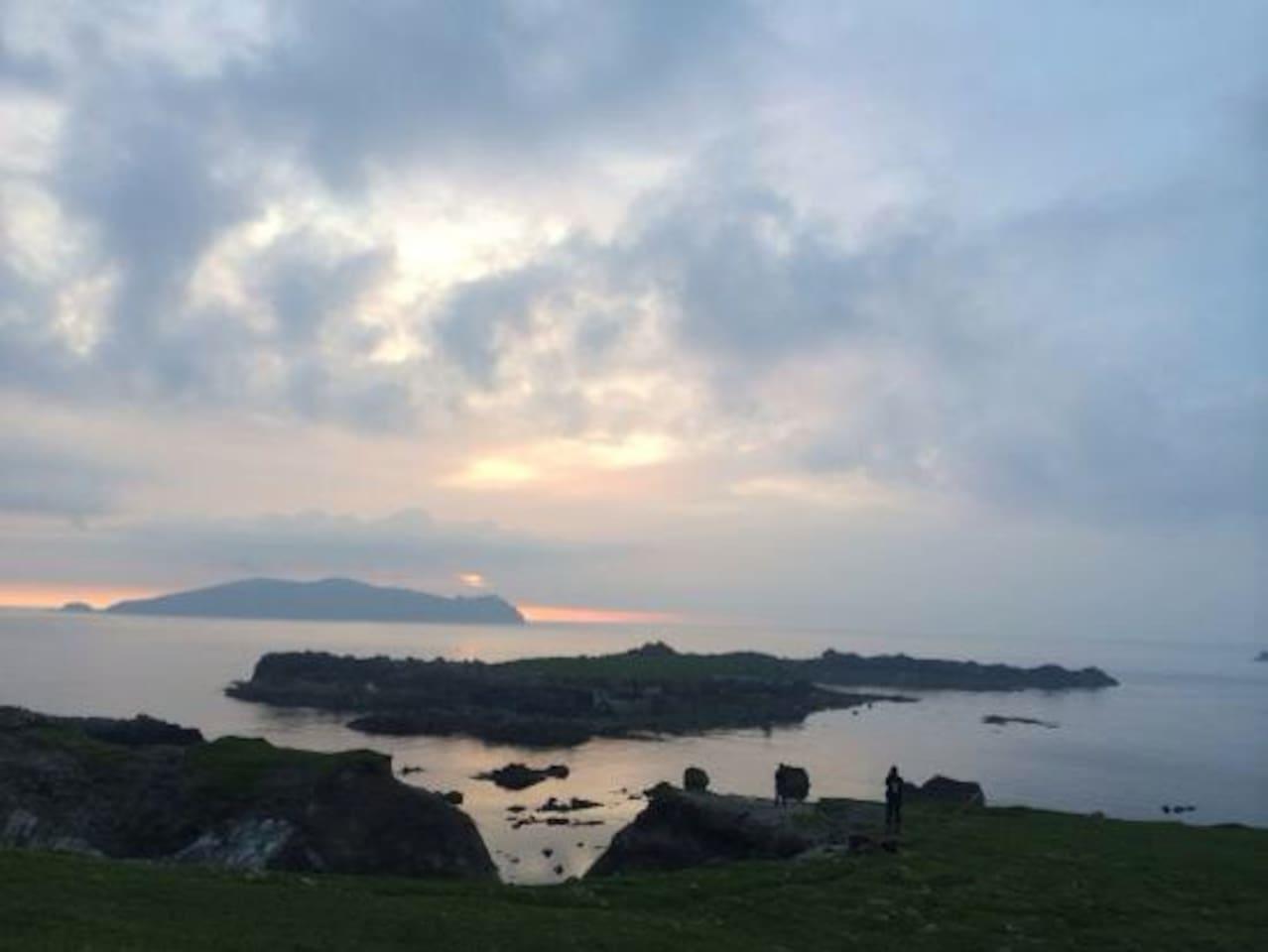 Great Blasket Island Experience